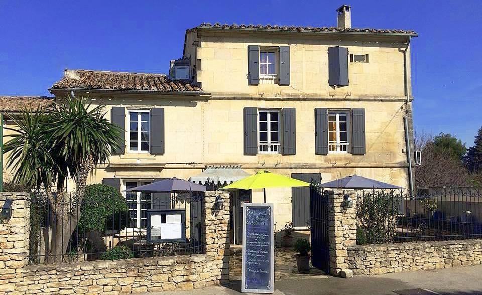 Le Restaurant - Le Bel Oustau - Fontvieille