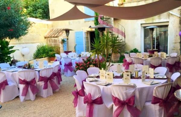 Le Bel Oustau - Restaurant Fontvieille