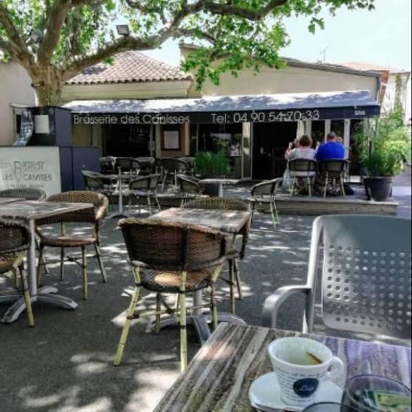Le Bistrot des Canisses - Bel Oustau - Restaurant Fontevieille